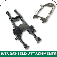 Windshield Attachments