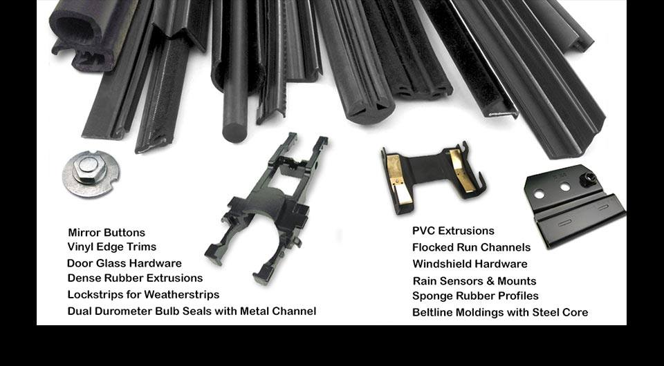 Precision Premium Automotive Glass Parts Automotive Parts